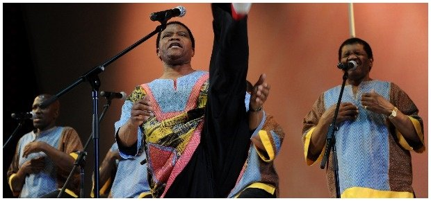 Joseph Shabalala. (Photo:Getty Images/Gallo Images