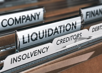 Official liquidations are just the tip of the iceberg