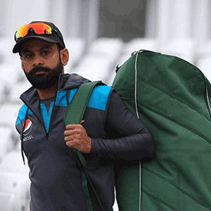 Mohammad Hafeez (PA/Supplied)