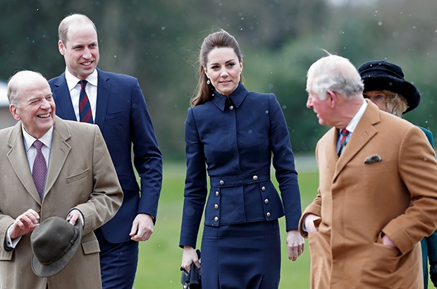 Prince William, Kate Middleton, Prince Charles, Ca