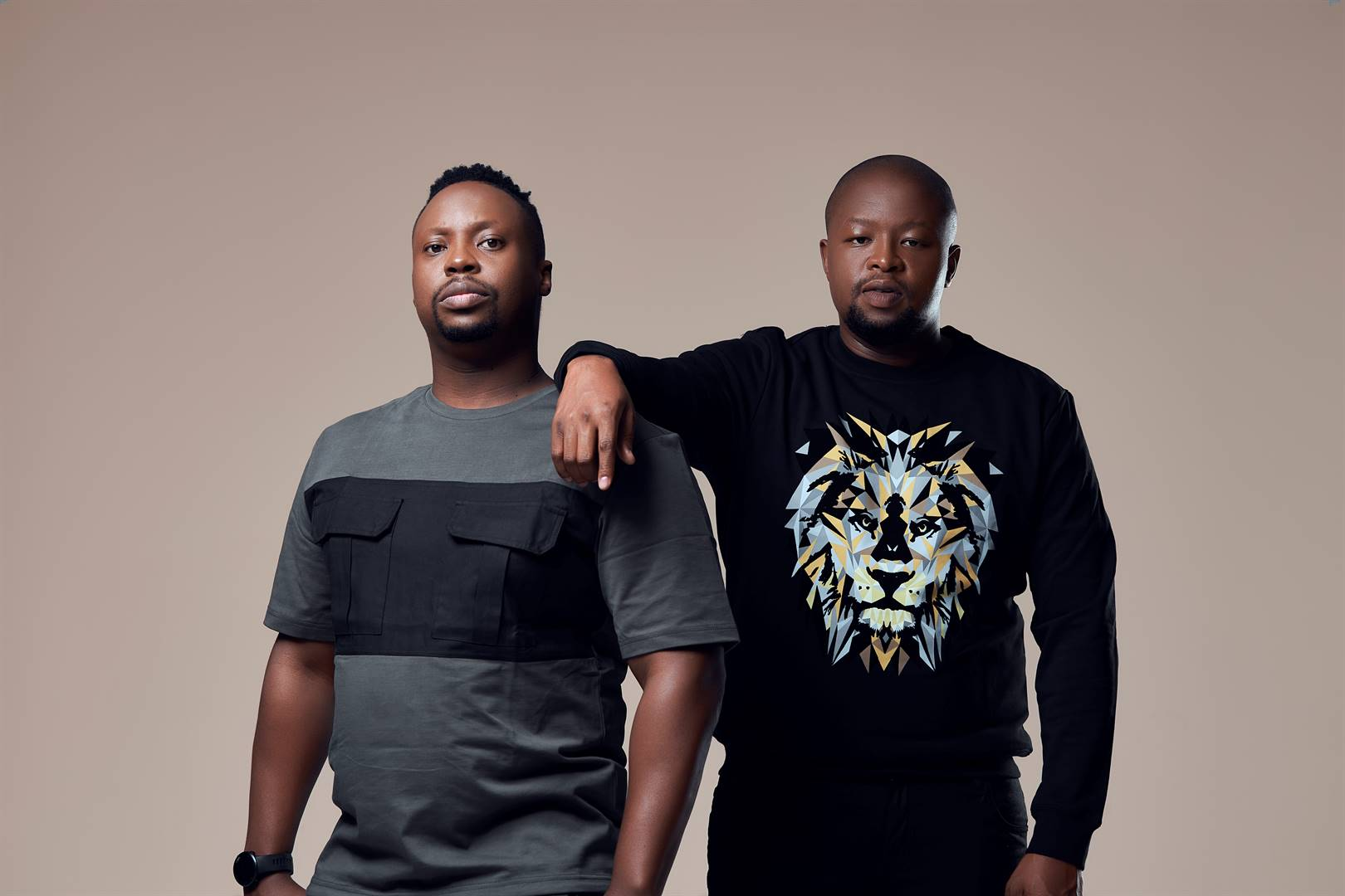DJs Sphe and Naves 10 Years And Counting album launch that was otherwise a docile affair. Photo: On Air Entertainment