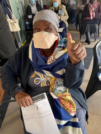 <p><strong>It was more of a celebration than a medical procedure&nbsp;</strong></p><p>My Gogo (73) and I arrived at Gate 8 of Charlotte Makexe hospital at 07:20 on Wednesday 2 June. Welcoming security guards greeted us and ushered us into the grounds towards the vaccination centre. </p><p>We were not expecting to be successful since we believed the hospital to be closed and under renovation following the recent fire. Instead, friendly and energetic nursing staff welcomed us. They seated us in an orderly queue that had already begun to form. Everyone was a metre a half apart and wearing a mask. I would say there was a maximum of 50 of us in the initial waiting area. </p><p>One could tell that the nurses were all fired up and ready to mass vaccinate. There was an hour and a half wait for the vaccines to be delivered, leading to much speculation and conspiracy theories which at least kept us busy. Once the vaccines arrived, the administration process began, and we were asked for our confirmation of registering on the EVDS site as well as Gogo's ID. The lady behind us had not yet registered on the government site, but she was not turned away. She was registered there and then by the friendly staff. </p><p>Gogo was jabbed 20 minutes later in a speedy, friendly and socially distanced process. Even when dreaded loadshedding happened, the nurses continued with the vaccine administration, although we did wait a bit longer for our vaccination card. </p><p>As we left, a group of Gogo's did a little jog together, making jokes that they were off to a party. Congratulations were shared all around. What an unexpectedly positive experience that felt more like a celebration than a medical procedure. </p><p>Thank you to everyone involved at Charlotte Maxeke.&nbsp;</p><p><em>- Claudia de Villiers, Gauteng</em></p>