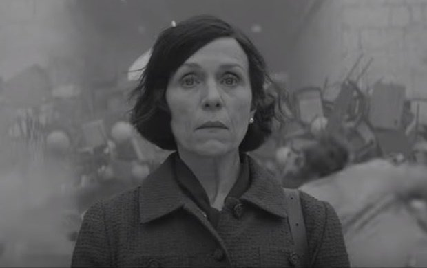 Frances McDormand in 'The French Dispatch.' (Screengrab: YouTube)