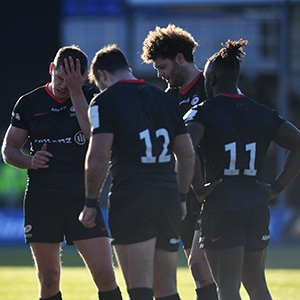 Saracens (Getty Images)