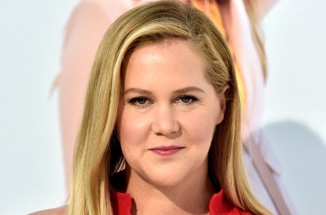 """Amy Schumer at the Premiere Of STX Films' """"I Feel Pretty"""". Photographed by Frazer Harrison"""