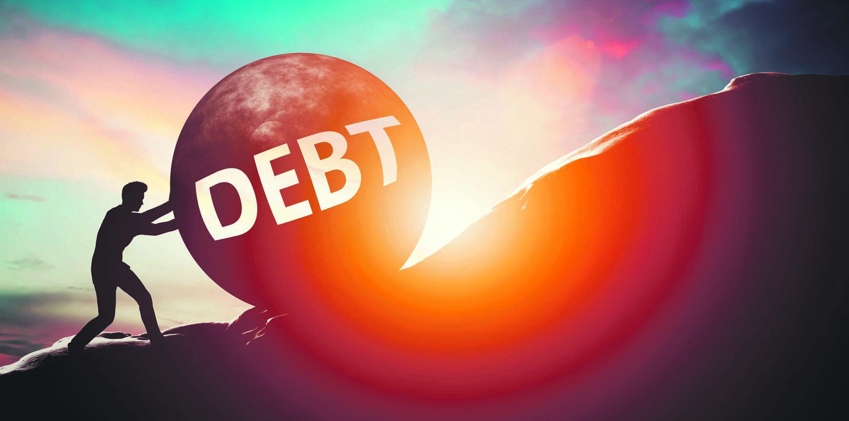 On average, 9.4% of household disposable income was spent on the cost of debt, the Reserve Bank said.