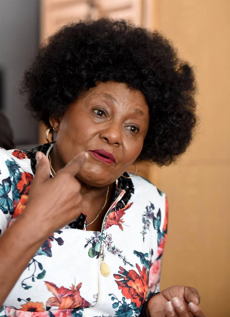Nandi Nyembe: I'm free and loving it