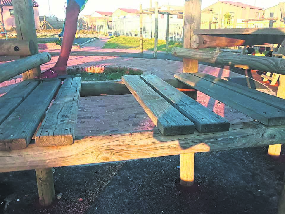 Vandalism to recreational parks is costly for the City. PHOTOS: Kevin Southgate