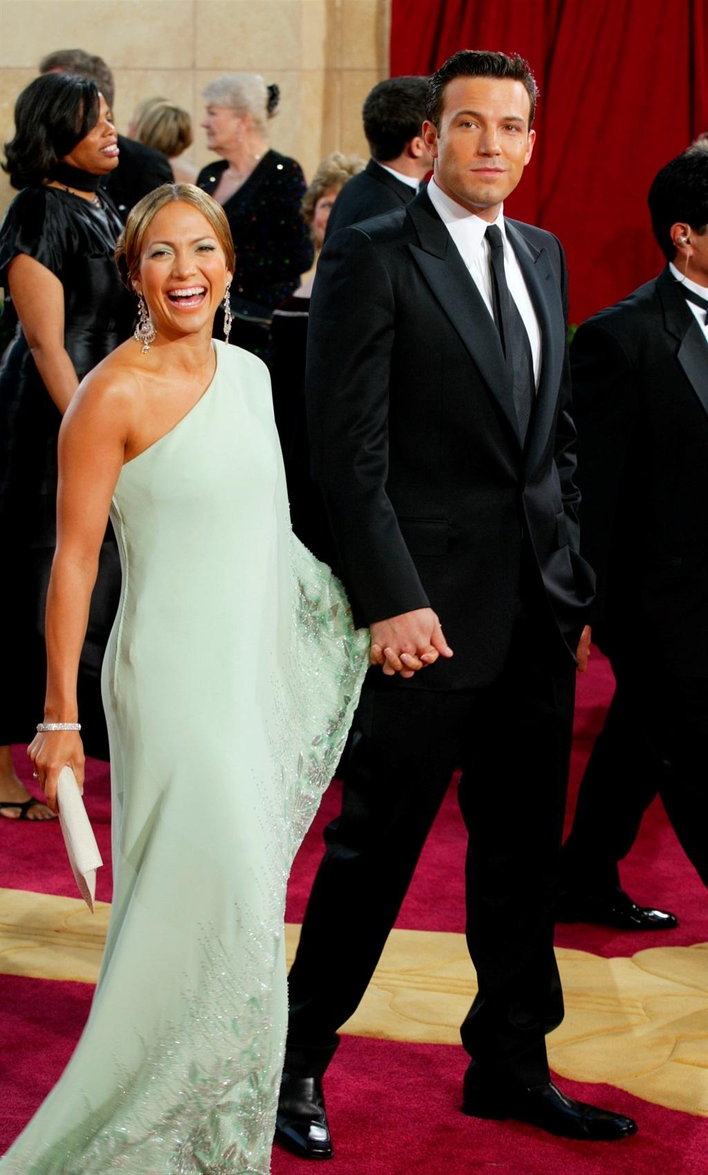 Ben en Jennifer Lopez