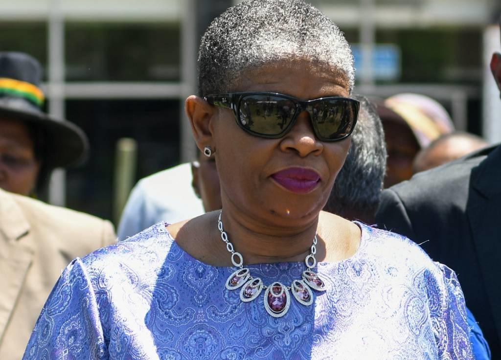 Former eThekwini Mayor Zandile Gumede.