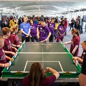 Gatting, Gower and Lord's Taverners bring Table Cricket to Cape Town