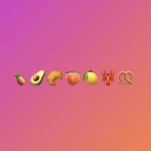 Do you know the hidden meaning of these food emojis?