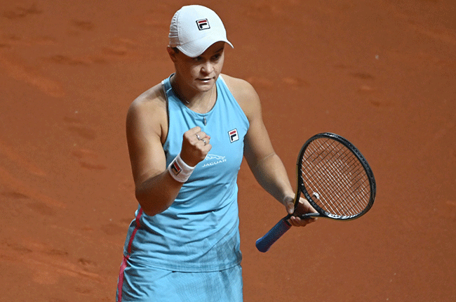Australian tennis star Ashleigh Barty (PA/Supplied)