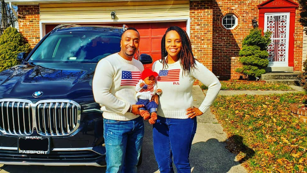 Ronnie Dunston and his family  (Photo: Facebook/Ronnie Dunston)