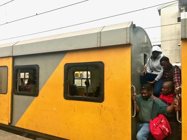 The United National Transport Union has accused PRASA of failing to keep its employees safe, after a train driver was stoned by angry commuters. (Tariro Washinyira, GroundUp)