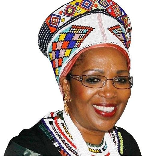 Queen Mantfombi Dlamini Zulu