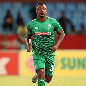 Tsepo Masilela in action for Absa Premiership side