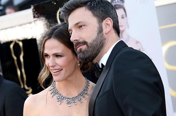 Jennifer Garner and Ben Affleck (Photo: Getty Images)