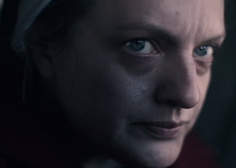 Elisabeth Moss is excellent in S4 of The Handmaid's Tale now on Showmax