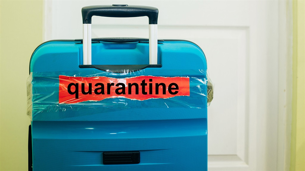 South Africa travel quarantine