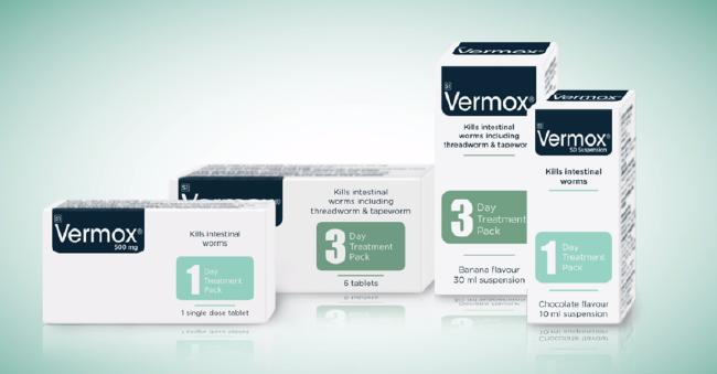 vermox products