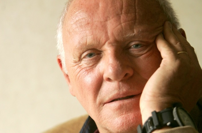 Even though Anthony Hopkins has won loads of awards he still struggles with self-confidence and feels like he's a fraud. (Photo: BRUCE GILBERT/NEWSDAY/MAGAZINEFEATURES.CO.ZA)