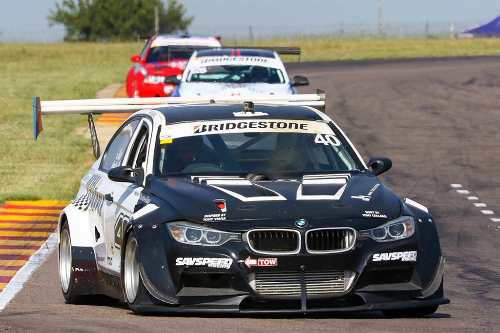 Bridgestone BMW Club Racing Series - Photograph by