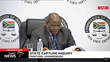 WATCH | Unidentified witness from SSA to testify at Zondo commission