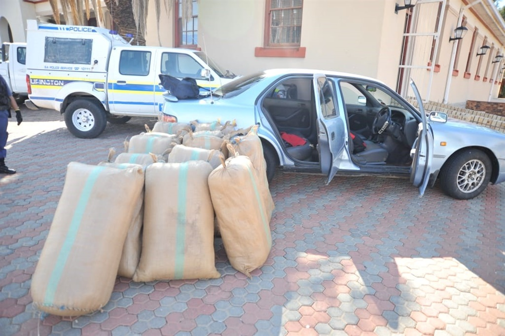 Duo nabbed in Upington with R1.5m worth of dagga allegedly smuggled from Lesotho - News24