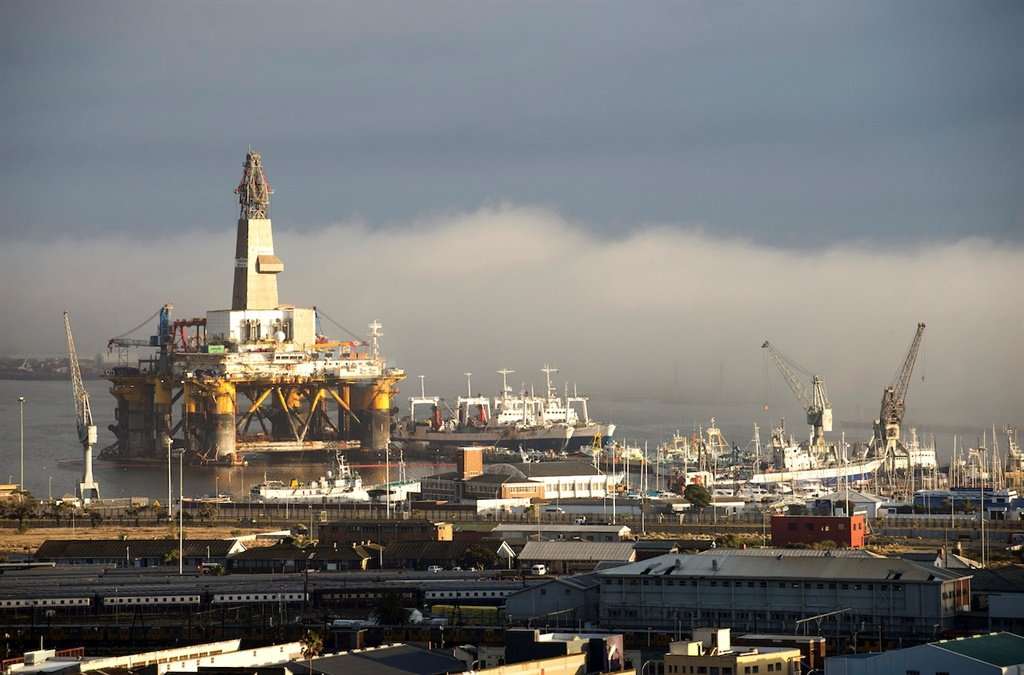 Ships waiting to offload cargo, as Cape Town harbour staff hit by Covid-19