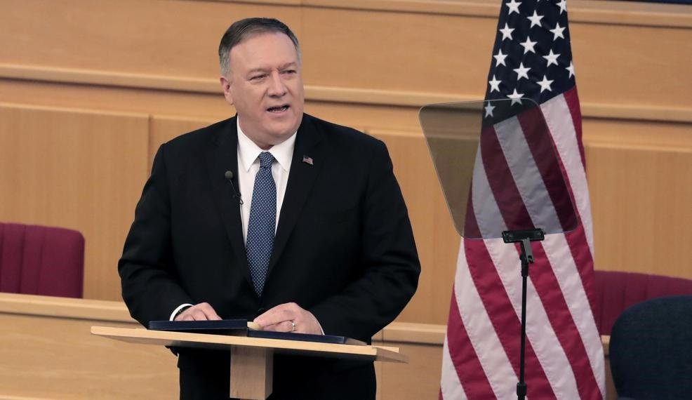 Land expropriation without compensation will ruin SA economy, says Pompeo