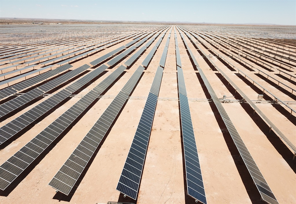 Image supplied by Scatec Solar.