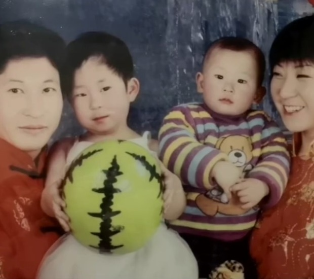 Liu Liqin and abducted son