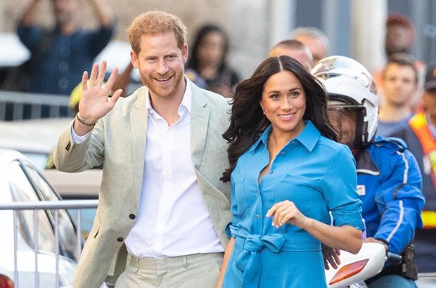 Prince Harry and Meghan Markle (Photo: Getty Images)