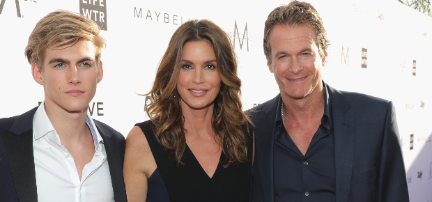Cindy Crawford and Rande Gerber are concerned about son Presley following face tattoo - Channel 24