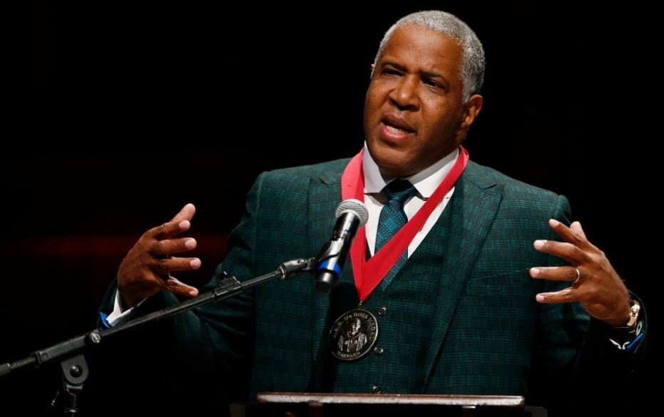 Robert F. Smith on becoming the richest black man in America, what companies get wrong about diversity - Business Insider South Africa