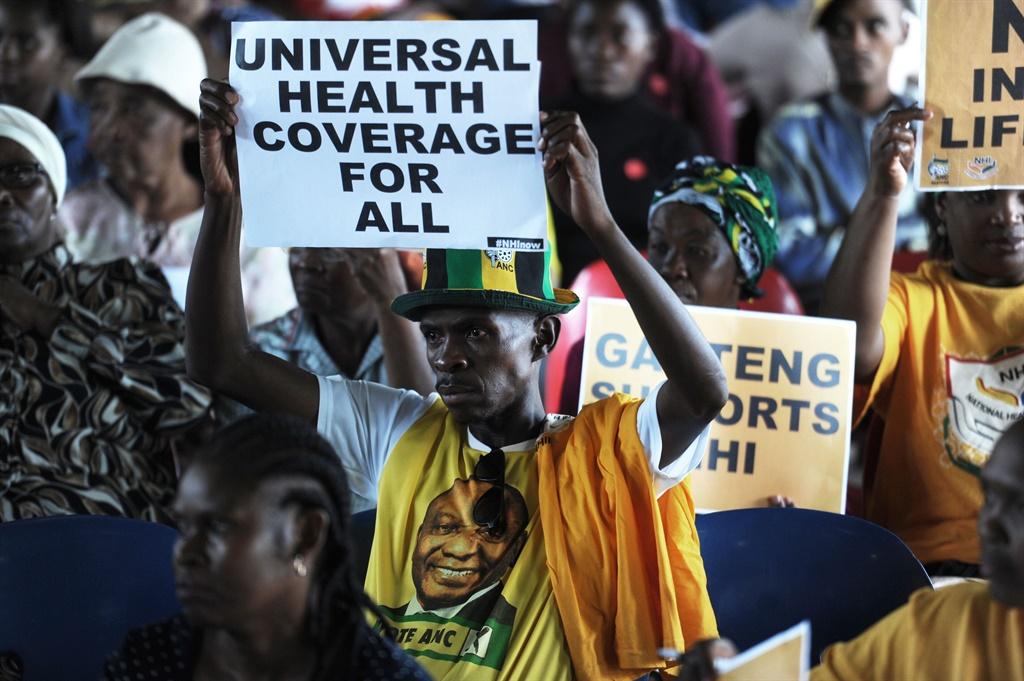 Alarm bells ring as the final public NHI hearings wrap up in Gauteng