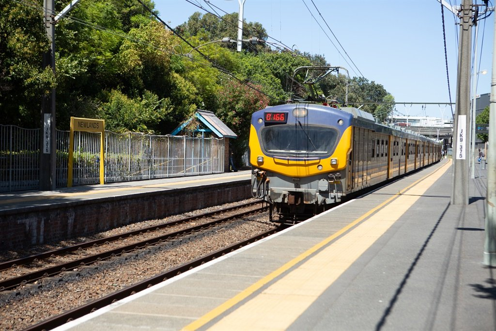 Cape Town's commuter rail network has been bedevilled by problems over the years. (Photo: Misha Jordaan/Gallo Images/File)