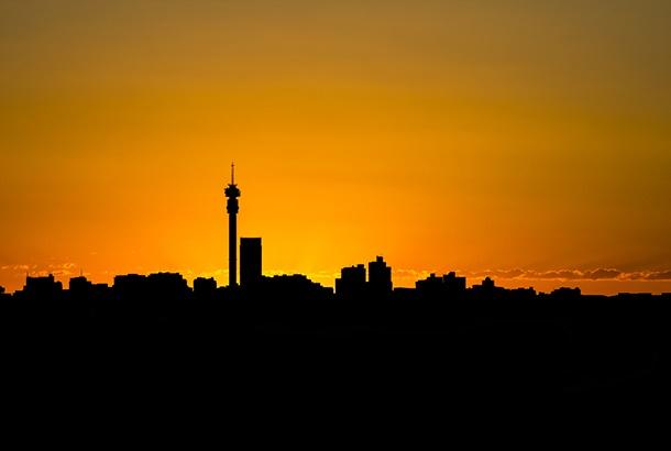 The Johannesburg skyline. (iStock)