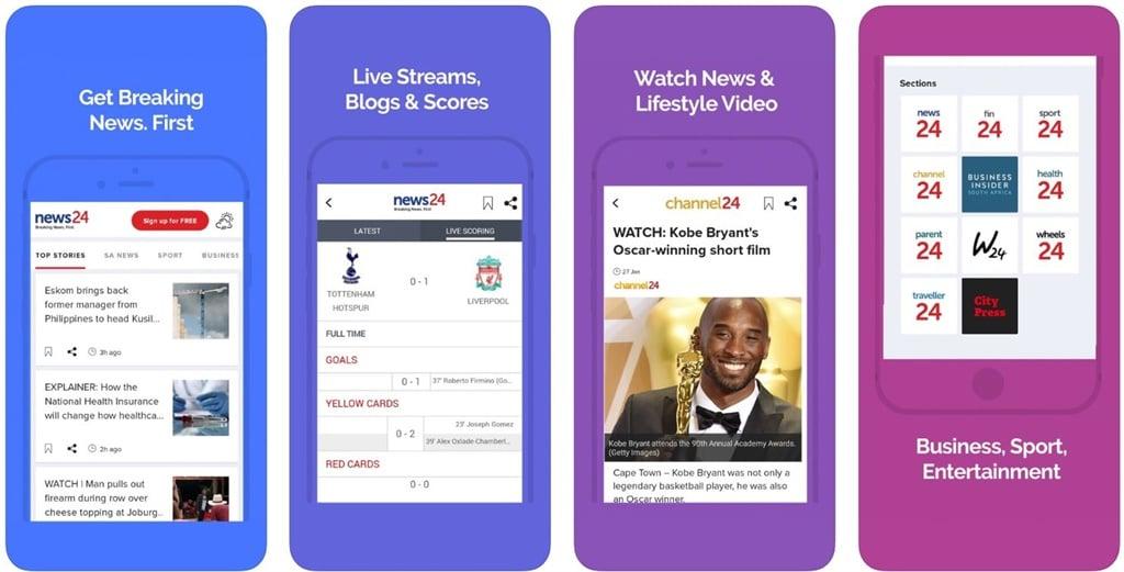 News24 app