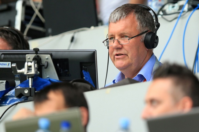 Clive Tyldesley (Getty Images)