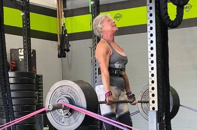 Mary Duffy (71) says she is the fittest she has ever been and has no intention of giving up any time soon. (Photo: Instagram/mduff2404/calabeast_fitness)