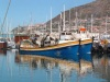 Fining Boats in Hout Bay Harbour