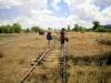 """Tussen treine, tussen stasies...."""