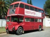 Lost London bus traded GPS for GIN......