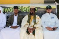 Sheikh Sayed Noor Ad Dusuqi with Sheikh Tijani Bin Omar.