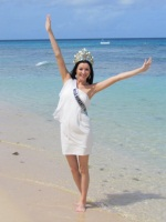Local Beauty Queen and young Philanthropist Katryn Barwise has won the prestigious title of Miss Humanity International in Barbados in 24 August 2014.  She was also rewarded for her Humanitarian projects and won the Beauty on a Mission award,  She also won several awards.