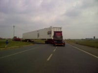 Our Superload currently on route to Zambia