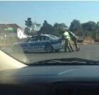 State of Zimbabwe's Economy?  Police push starting a vehicle