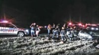 A head-on collision on the N8 about ten kilometres out of Bloemfontein has left six people injured. (Chris Botha, Netcare 911)